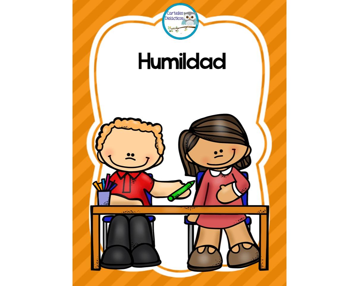 El Valor De La Humildad En La Biblia Grado 5 Tomi Digital